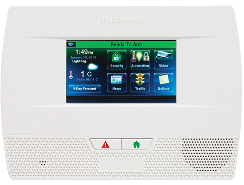 Honeywell LYNX Touch
