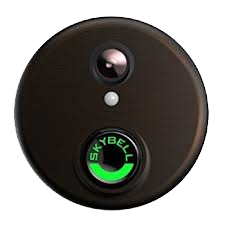 skybell round bronze